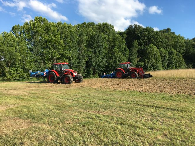 ZETOR Tractors Showed Off Their Best in America - ZETOR